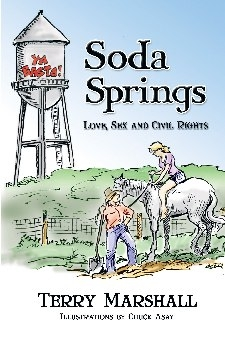 Soda Springs: the cover