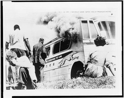 Freedom Rider Bus