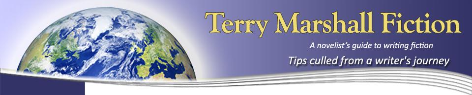 logo for terrymarshallfiction.com
